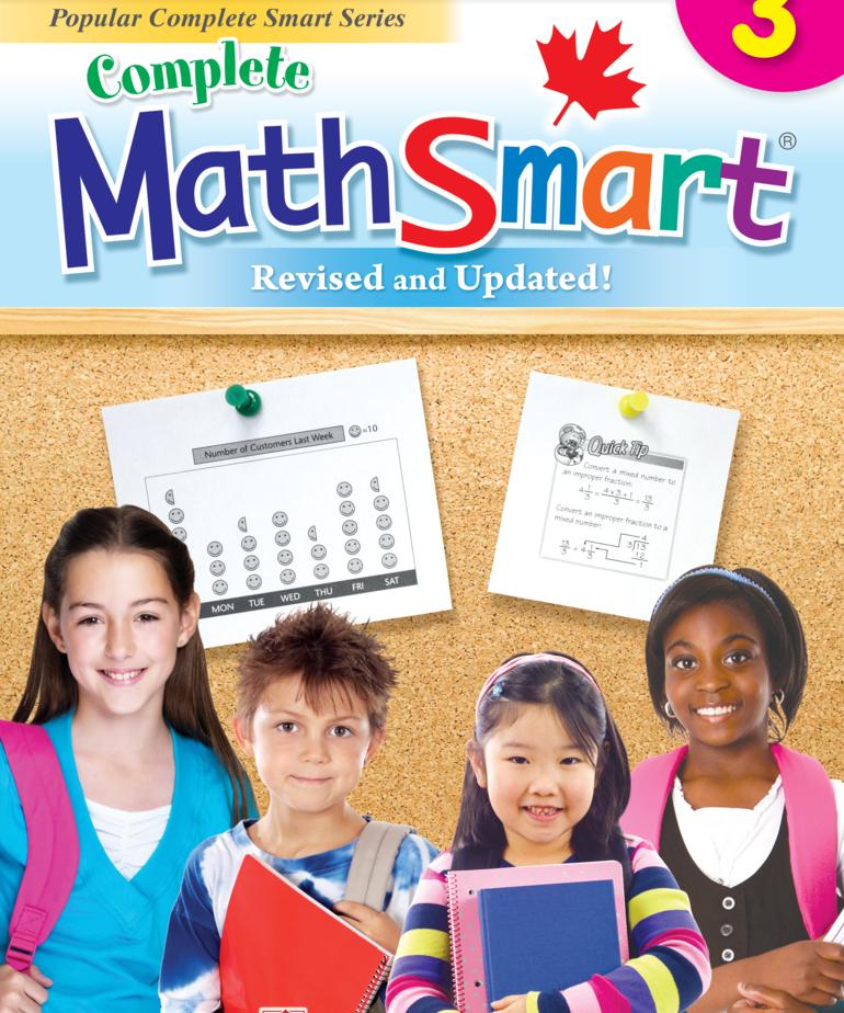 Complete Math Smart Gr. 3