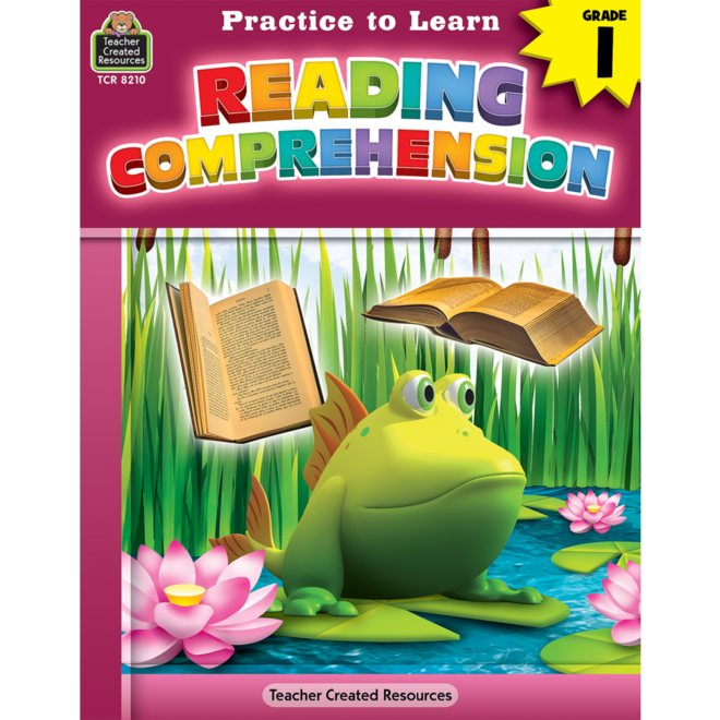 Practice to Learn: Reading Comprehension Gr. 1