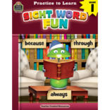 Practice to Learn: Sight Word Fun Gr. 1