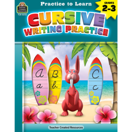 Practice to Learn: Cursive Writing Practice