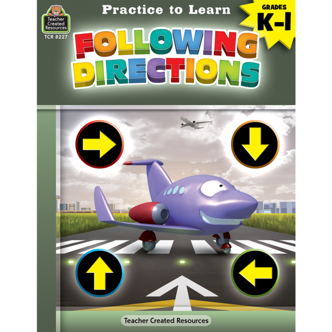 Practice to Learn: Following Directions
