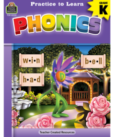 Practice to Learn: Phonics Gr. K