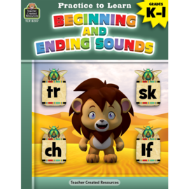 Practice to Learn: Beginning and Ending Sounds