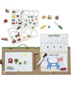 Play, Draw & Create- Farm