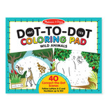 Dot to Dot Coloring Pad