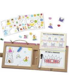 Play, Draw & Create-Princesses