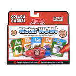 Water Wow! Splash Cards Letters