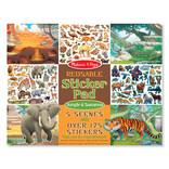 Reusable Sticker Pad- Jungle & Savanna
