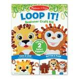 Loop It Beginner Craft Kit- Safari