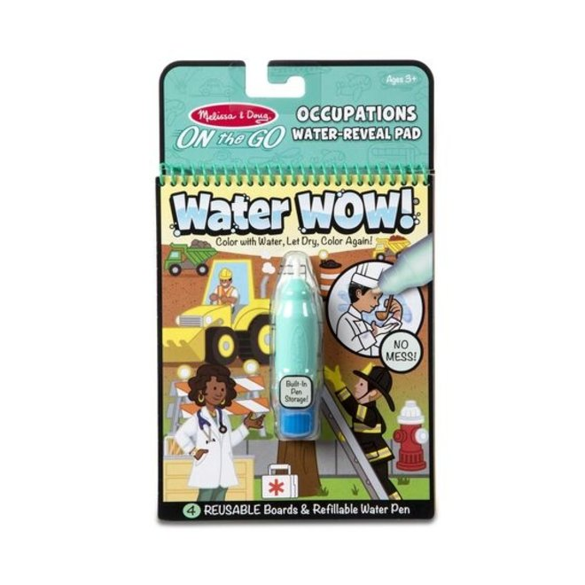 Water Wow! Occupations