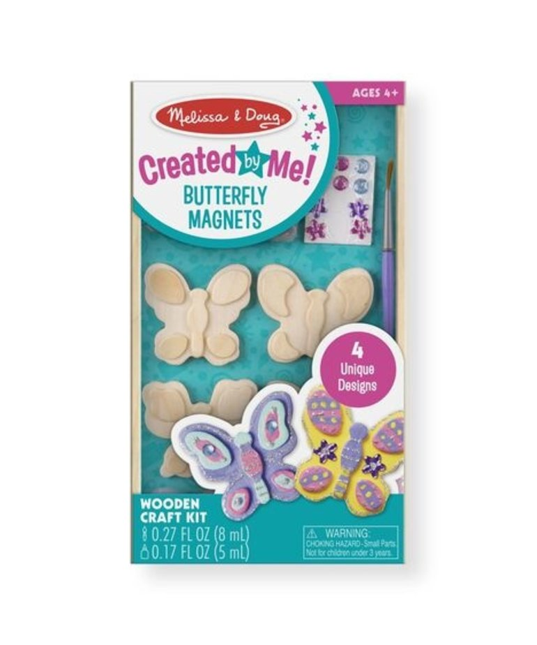 Butterfly Magnets Kit