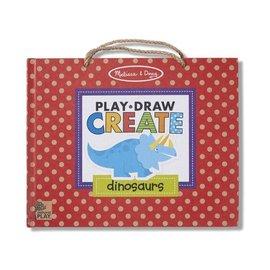 Play, Draw & Create- Dinosuars