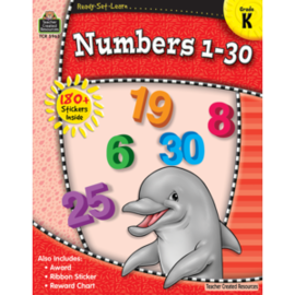 Ready-Set-Learn: Numbers 1-30