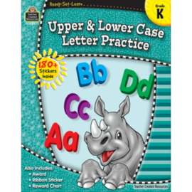Ready-Set-Learn: Upper and Lowercase Gr K