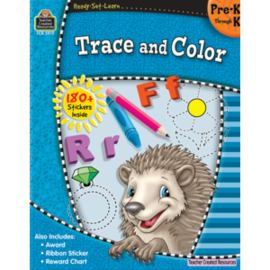 Ready-Set-Learn: Trace and Color