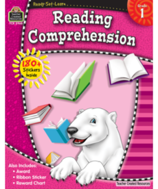 Ready-Set-Learn: Reading Comprehension Gr 1