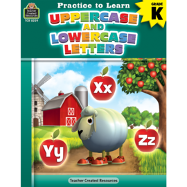 Practice to Learn: Upper and Lowercase Letters