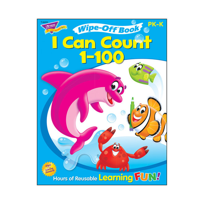 I Can Count 1-100