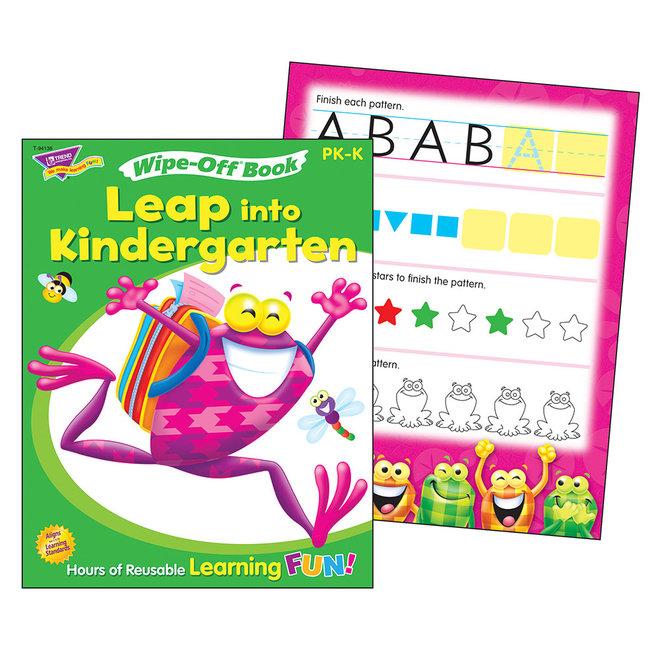 Leap Into Kindergarten