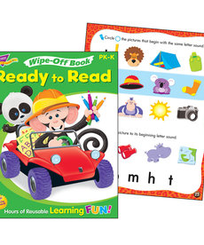 Ready to Read Wipe Off Book