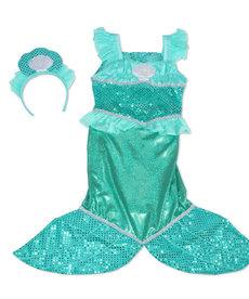 Melissa & Doug Mermaid Role Play Costume
