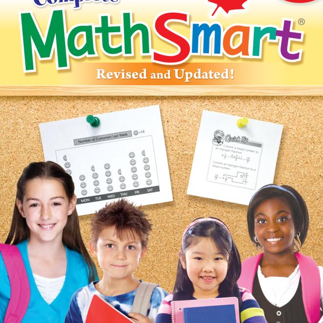 Complete Math Smart Gr. 1