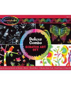 Deluxe Scratch Art Set