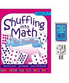 Shuffling into Math Family fun games