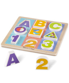 Chunky Puzzle- ABC 123