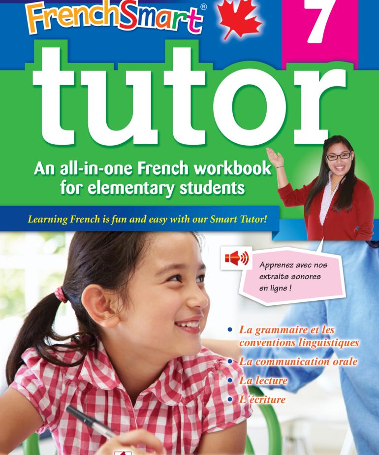 FrenchSmart Tutor: Grade 7