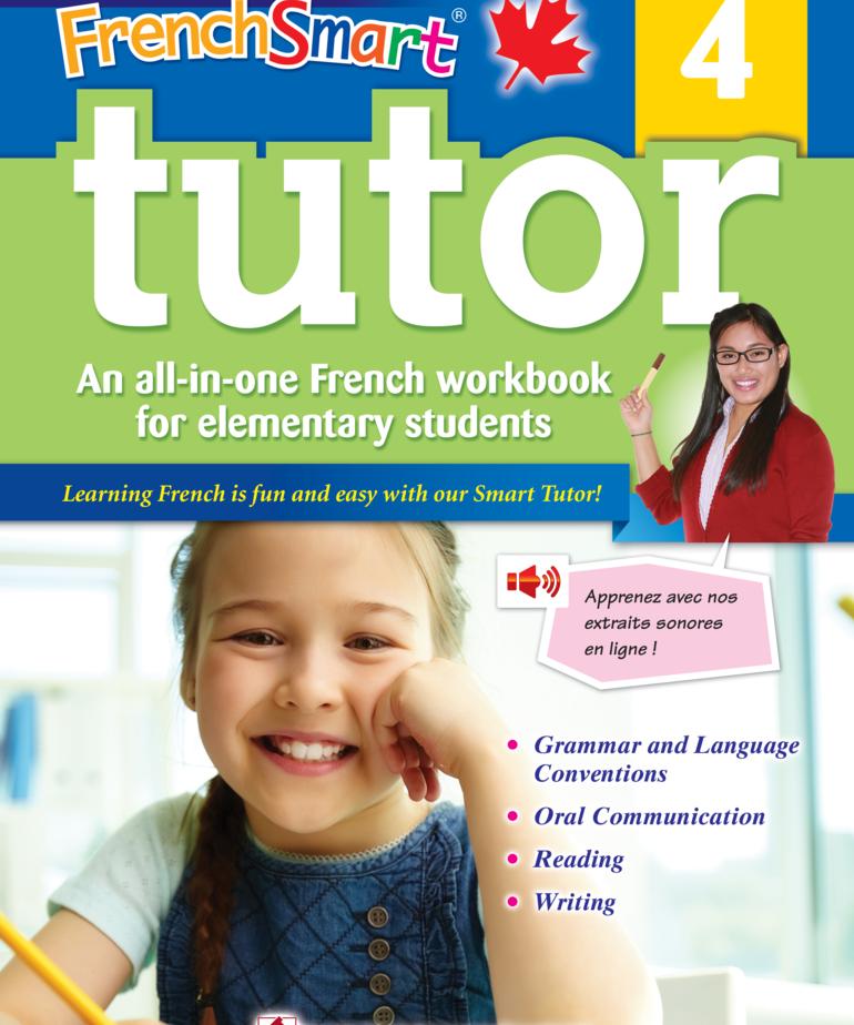 FrenchSmart Tutor: Grade 4