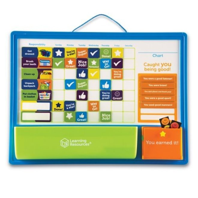 Learning Resources Good Job Reward Chart