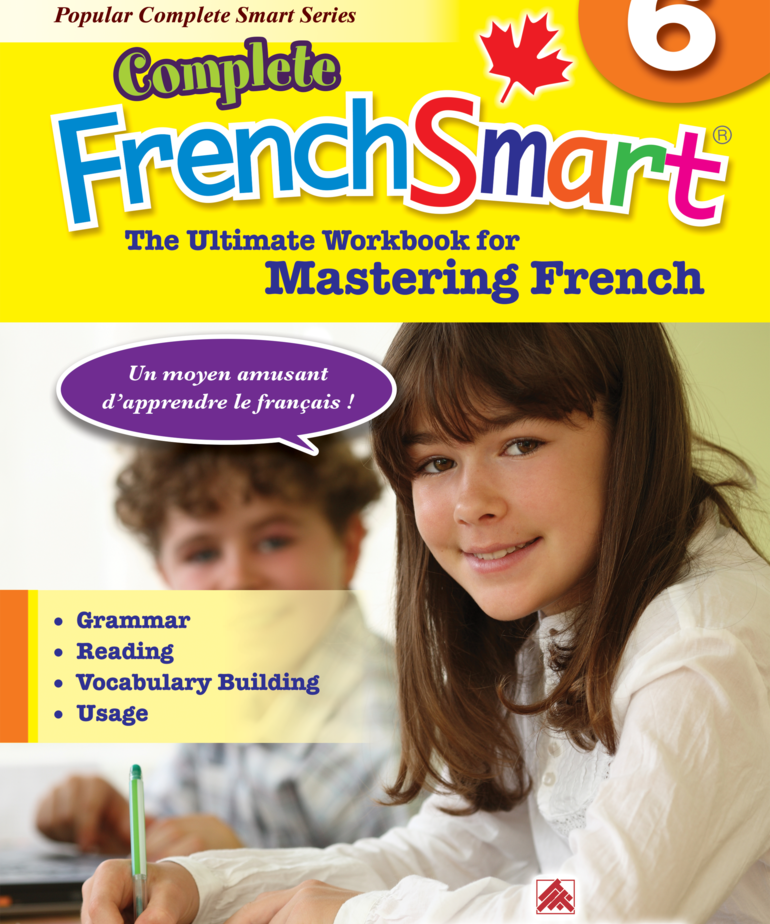 Complete FrenchSmart: Grade 6