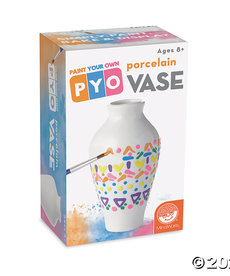 PYO Porcelain Vase