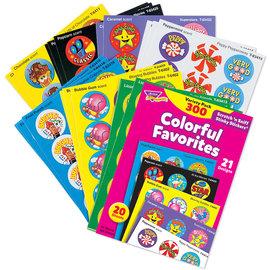 Colorful Favorites
