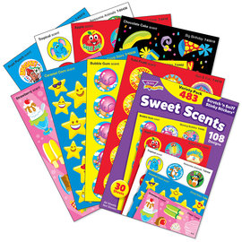 Sweet Scents Variety Sticker Pack