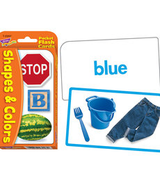 Shapes & Colors Flashcard