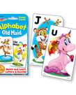 Alphabet Old Maid
