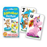 Alphabet Old Maid