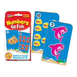 Numbers Go Fish