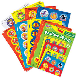 Positive Words Variety Pack Stickers