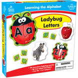 Ladybug Letters Game