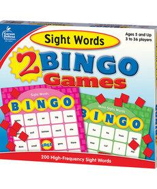 Sight Words Bingo Game