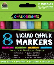 Liquid Chalk Markers 8 Pack