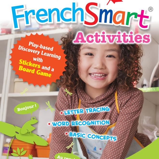 Kindergarten French Smart Activities