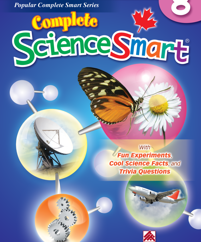 Complete Science Smart Gr. 8