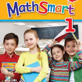 Canadian Curriculum Math Smart Gr. 1