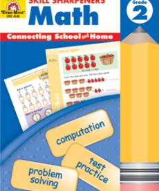 Evan-Moor Skill Sharpeners Math Gr. 2