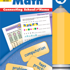 Skill Sharpeners Math- Gr.4