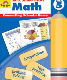 Evan-Moor Skill Sharpeners Math Gr. 5